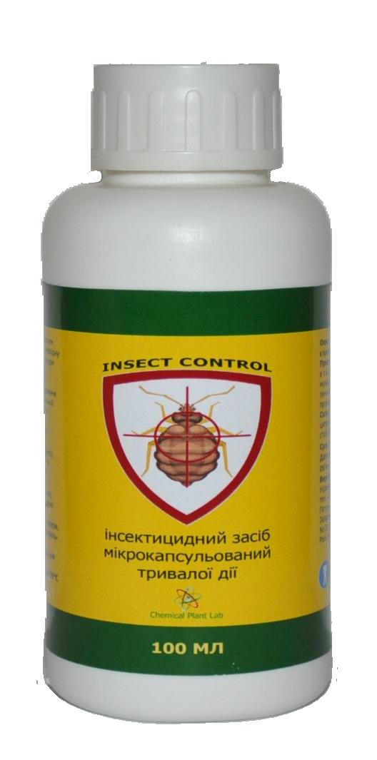 Средство от клопов Insect Control